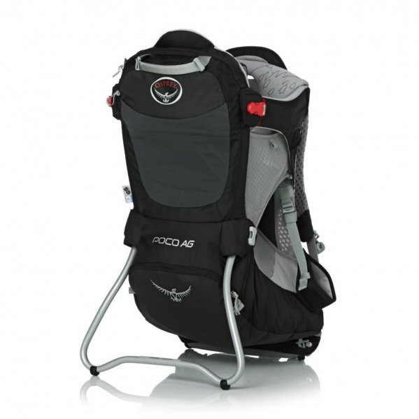 Osprey High-End Backpack Kid Carrier