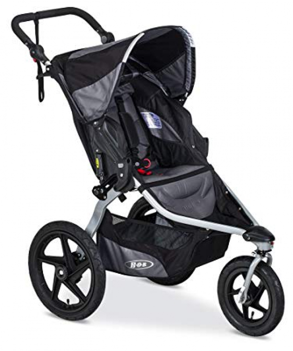 BabyQuip - Baby Equipment Rentals - BOB Revolution High-End Jogging Stroller - BOB Revolution High-End Jogging Stroller -