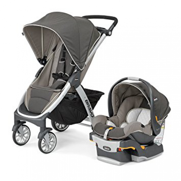 BabyQuip - Baby Equipment Rentals - Travel System: Chicco Stroller and Infant Car Seat - Travel System: Chicco Stroller and Infant Car Seat -