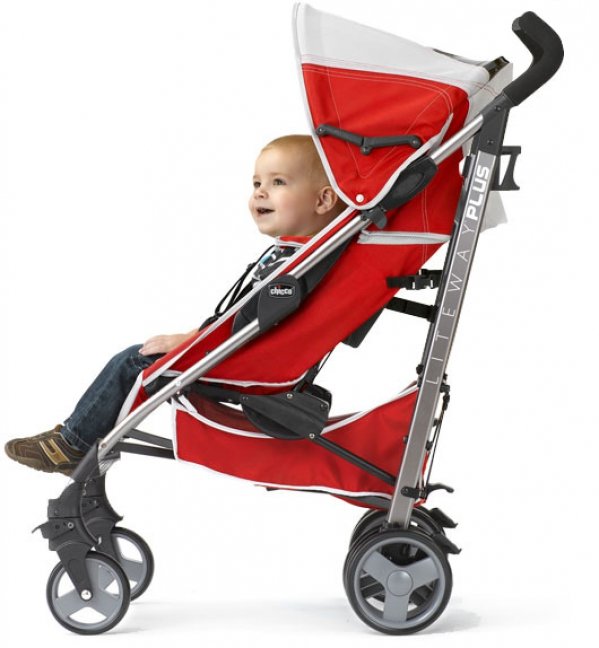 BabyQuip - Baby Equipment Rentals - Premium Lightweight Stroller - Chicco Liteway Plus - Premium Lightweight Stroller - Chicco Liteway Plus -