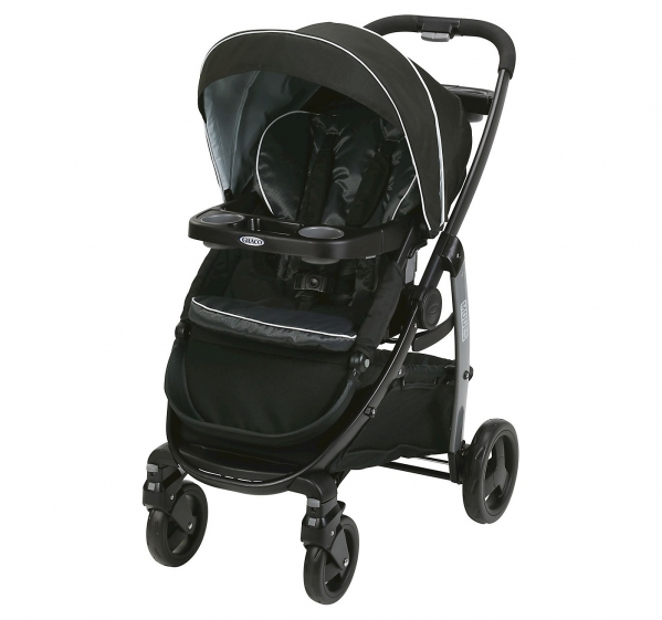 BabyQuip - Baby Equipment Rentals - Full Size Stroller: Graco Modes Click Connect - Full Size Stroller: Graco Modes Click Connect -