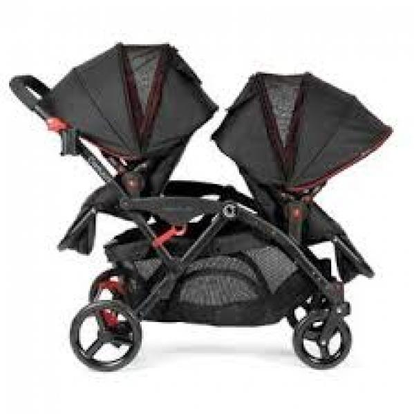 BabyQuip - Baby Equipment Rentals - Stroller - Double - Contours Elite - Stroller - Double - Contours Elite -