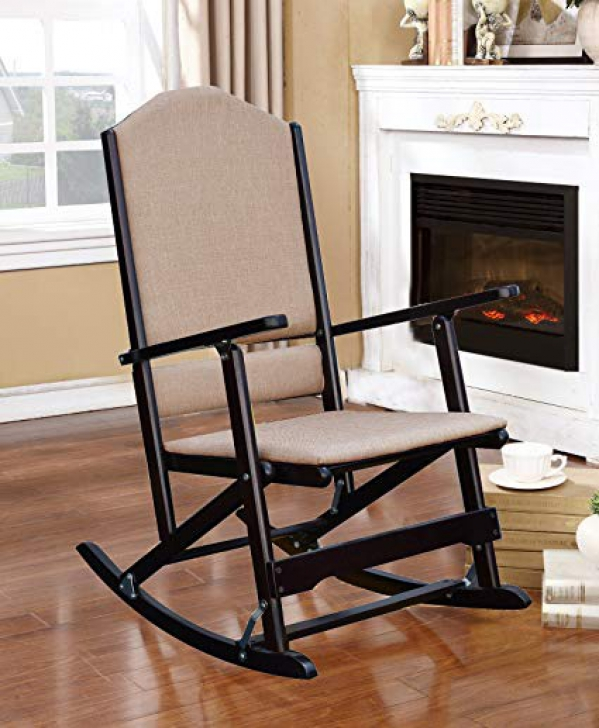 BabyQuip - Baby Equipment Rentals - Cozy Folding Rocking Chair - Cozy Folding Rocking Chair -