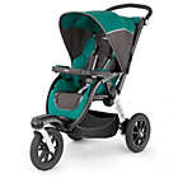 BabyQuip - Baby Equipment Rentals - Single Jogging Stroller - Chicco Activ3 - Single Jogging Stroller - Chicco Activ3 -