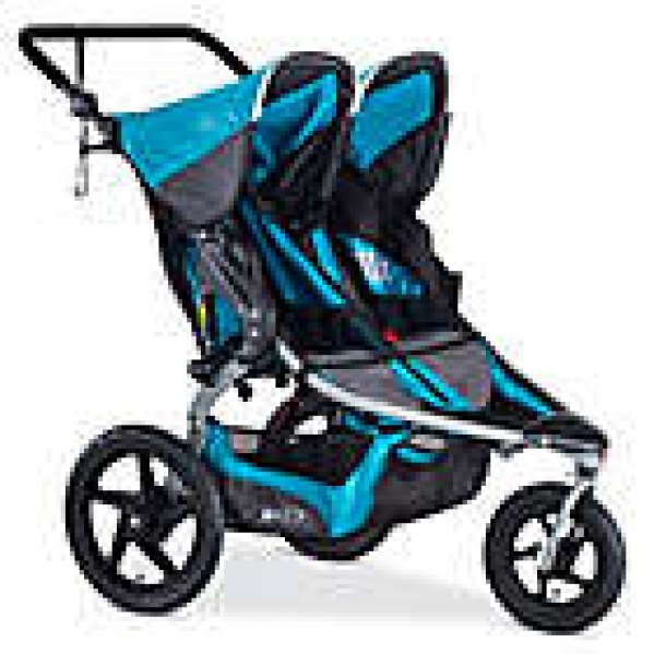 BabyQuip - Baby Equipment Rentals - Double Jogging Stroller - BOB Revolution Flex  - Double Jogging Stroller - BOB Revolution Flex  -
