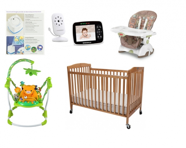 BabyQuip - Baby Equipment Rentals - Safe and Happy Baby Package - Safe and Happy Baby Package -