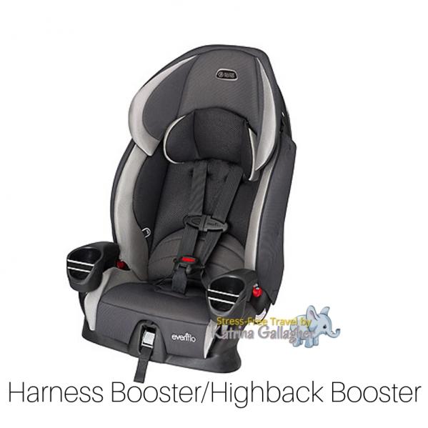 BabyQuip - Baby Equipment Rentals - Car Seat - Harness Booster / Highback Booster - Car Seat - Harness Booster / Highback Booster -