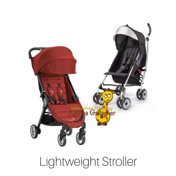 BabyQuip - Baby Equipment Rentals - Stroller - Lightweight - City Tour - Stroller - Lightweight - City Tour -
