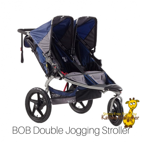 BabyQuip - Baby Equipment Rentals - Stroller - BOB Duallie - Stroller - BOB Duallie -