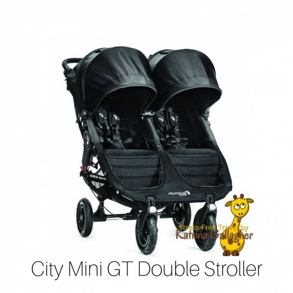 Stroller - Double City Mini GT