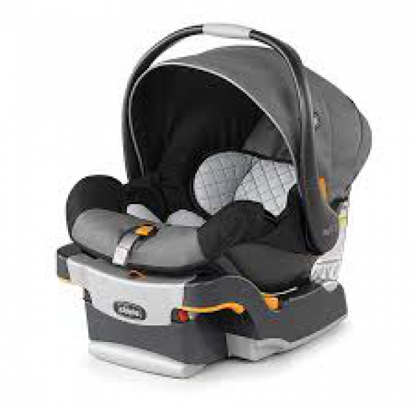 BabyQuip Baby Equipment Rentals - Infant Car Seat- Chicco Key Fit 30 - Mary Martin - Carlsbad, California