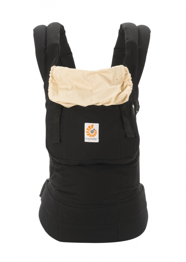 BabyQuip - Baby Equipment Rentals - Ergobaby Carrier with Infant Insert - Ergobaby Carrier with Infant Insert -