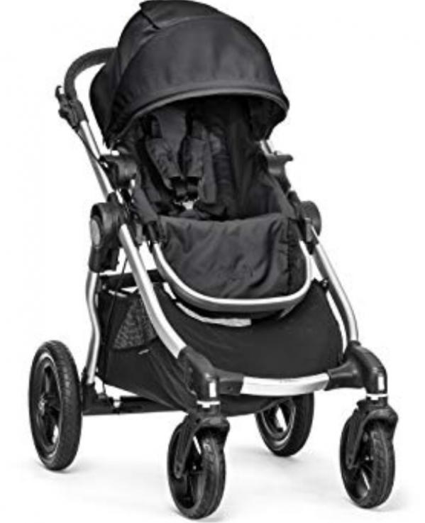 BabyQuip Baby Equipment Rentals - Single Stroller - Mary Martin - Carlsbad, California