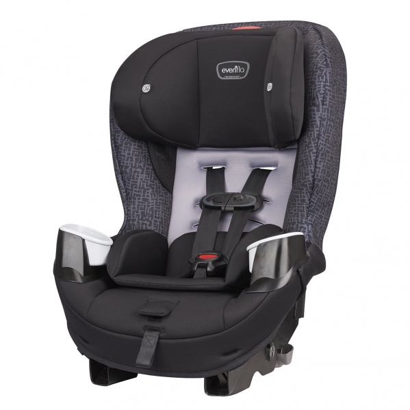 BabyQuip - Baby Equipment Rentals - Car Seat ~ Evenflo's Stratos convertible Car Seat - Car Seat ~ Evenflo's Stratos convertible Car Seat -
