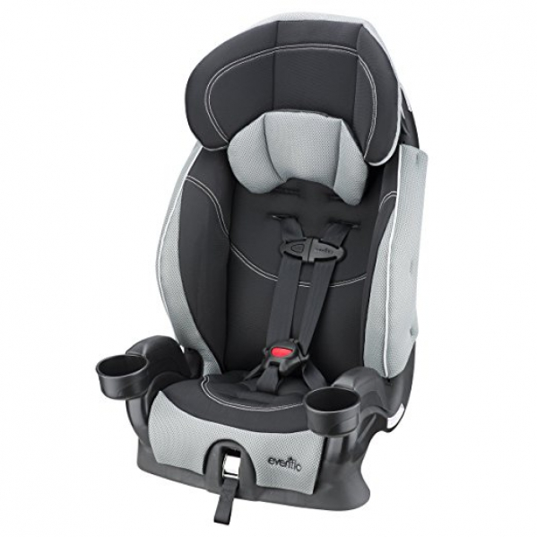 BabyQuip - Baby Equipment Rentals - Car Seat ~ Evenflo Chase Harnessed Booster - Car Seat ~ Evenflo Chase Harnessed Booster -