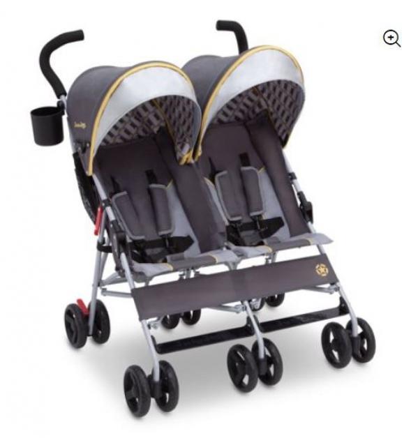 BabyQuip - Baby Equipment Rentals - Stroller ~ Double Jeep Stroller - Stroller ~ Double Jeep Stroller -