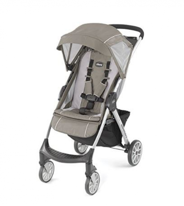 BabyQuip - Baby Equipment Rentals - Chicco Lightweight Mini Bravo Stroller - Chicco Lightweight Mini Bravo Stroller -