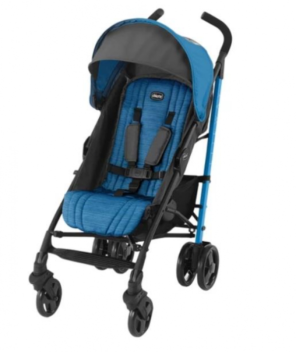 BabyQuip - Baby Equipment Rentals - Stroller ~ Chicco Lite Way Stroller - Stroller ~ Chicco Lite Way Stroller -