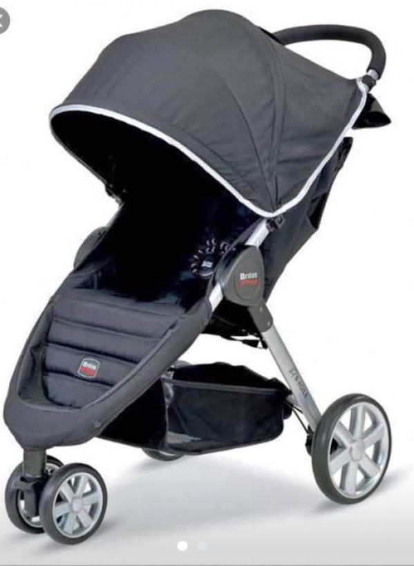 BabyQuip - Baby Equipment Rentals - Stroller ~ Britax Lightweight - Stroller ~ Britax Lightweight -