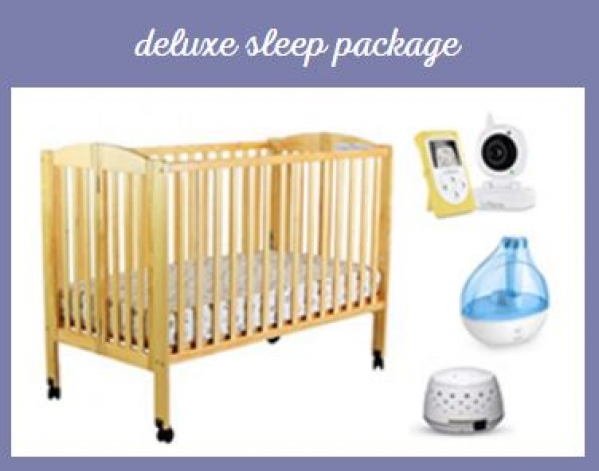 Deluxe Sleep Package