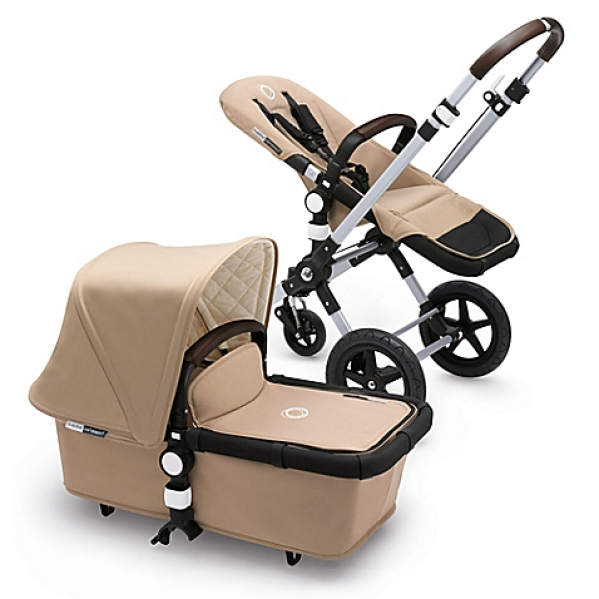 Stroller-Bugaboo Cameleon with seat & Bassinet
