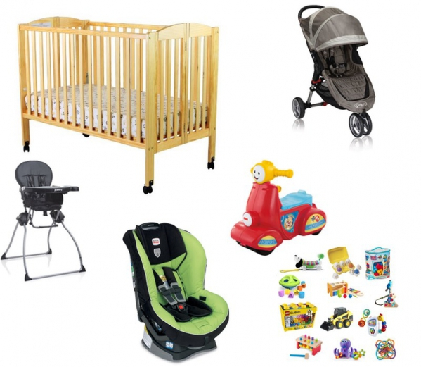 BabyQuip - Baby Equipment Rentals - Package: Traveling Tot Package - Package: Traveling Tot Package -