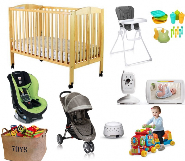 BabyQuip - Baby Equipment Rentals - Package: EVERYTHING but Baby Package - Package: EVERYTHING but Baby Package -