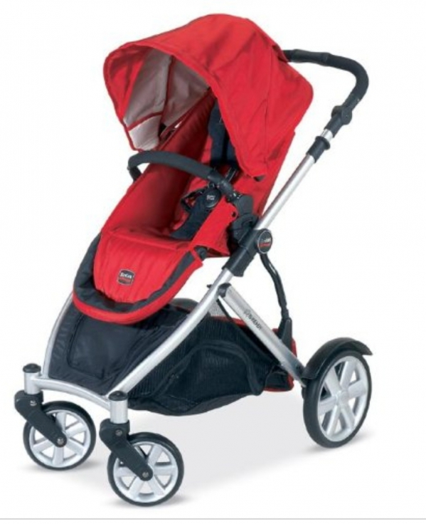 BabyQuip - Baby Equipment Rentals - Stroller: Britax B-Ready Single Stroller - Stroller: Britax B-Ready Single Stroller -