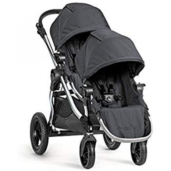 BabyQuip - Baby Equipment Rentals - Stroller: City Select Double Tandem Stroller - Stroller: City Select Double Tandem Stroller -