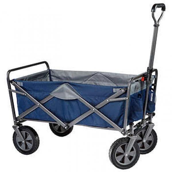 BabyQuip - Baby Equipment Rentals - Mac Sports Folding Utility Wagon - Mac Sports Folding Utility Wagon -
