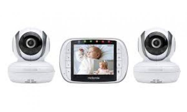 BabyQuip - Baby Equipment Rentals - Double Video Monitor - Double Video Monitor -