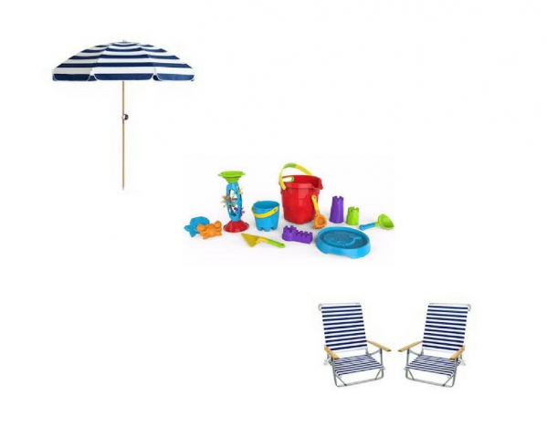 BabyQuip - Baby Equipment Rentals - Day at the Beach Package - Day at the Beach Package -