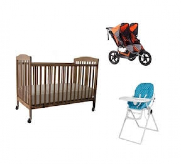 BabyQuip - Baby Equipment Rentals - High End Siblings Package - Save $5/Day - High End Siblings Package - Save $5/Day -