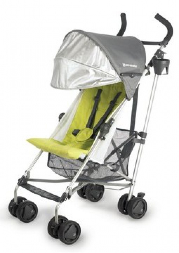 BabyQuip Baby Equipment Rentals - Uppababy G Lite Stroller - Kathleen Chaput  - Marin County and Sonoma County