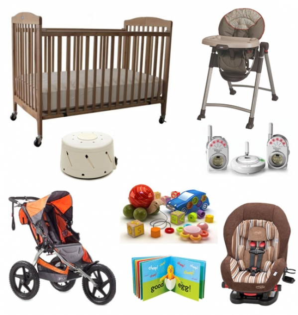 BabyQuip Baby Equipment Rentals - Diamond Package  - Kathleen Chaput  - Marin County and Sonoma County