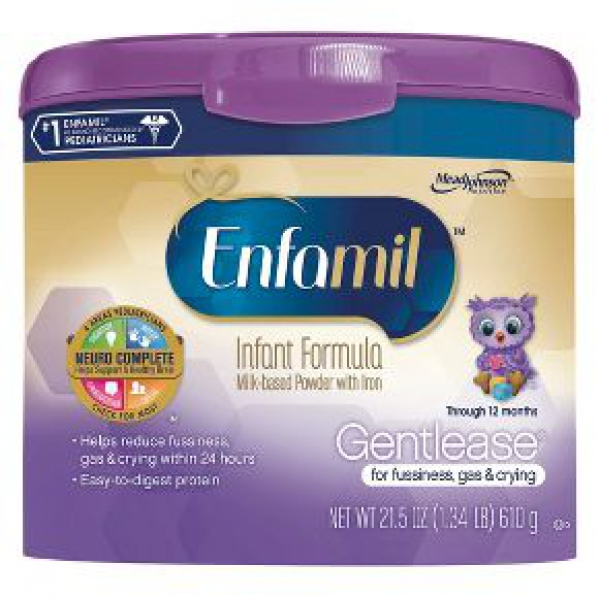 BabyQuip - Baby Equipment Rentals - Enfamil Gentlease Infant Formula - Enfamil Gentlease Infant Formula -
