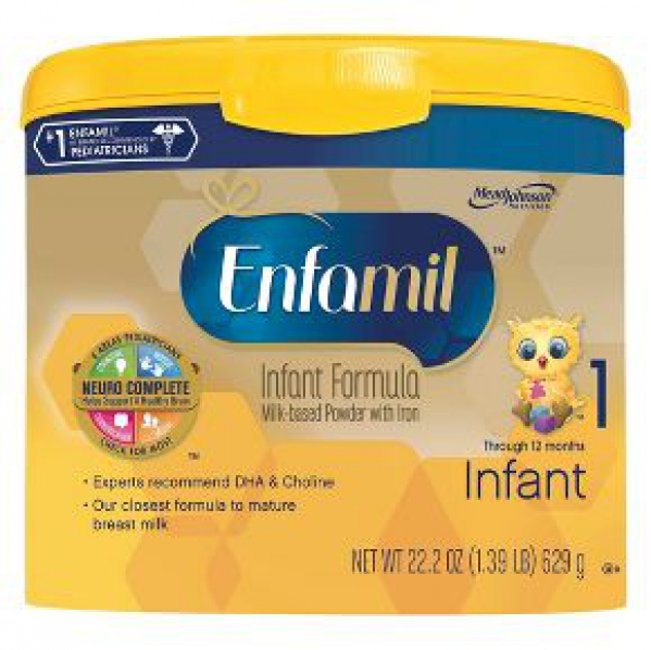 BabyQuip - Baby Equipment Rentals - Enfamil Infant Formula Milk-Based with Iron - Enfamil Infant Formula Milk-Based with Iron -