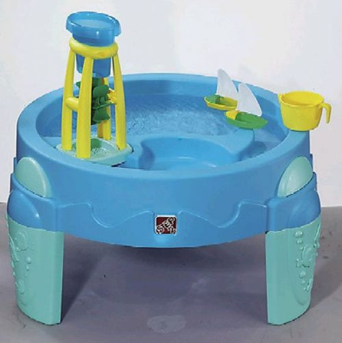 BabyQuip Baby Equipment Rentals - Water Table - Kathleen Chaput  - Marin County and Sonoma County