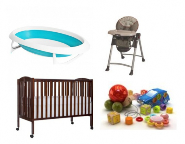 BabyQuip - Baby Equipment Rentals - The Twin Package - The Twin Package -