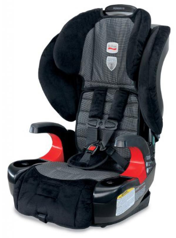 BabyQuip - Baby Equipment Rentals - Britax Frontier Booster  - Britax Frontier Booster  -