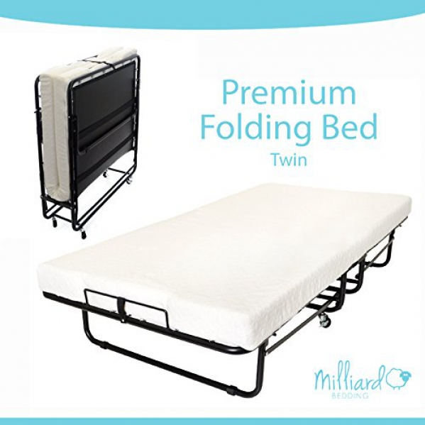 BabyQuip - Baby Equipment Rentals - Twin size Folding Bed - Twin size Folding Bed -