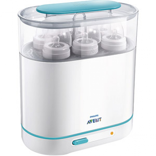 BabyQuip - Baby Equipment Rentals - Electric Bottle Sterilizer - Electric Bottle Sterilizer -