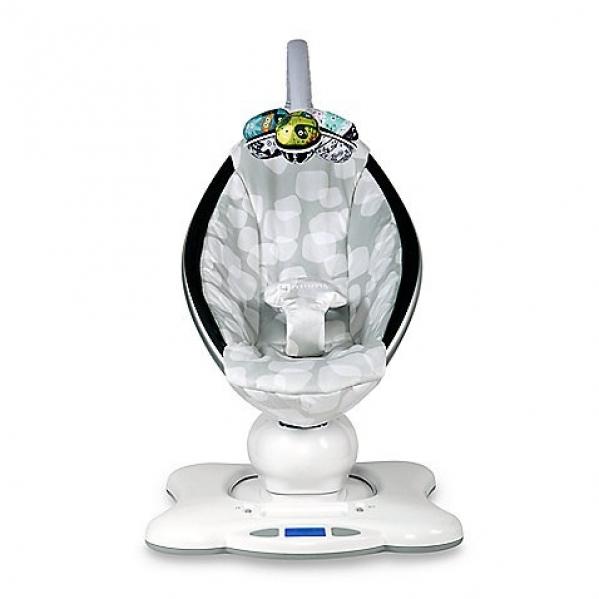 BabyQuip - Baby Equipment Rentals - 4Moms Rockaroo - 4Moms Rockaroo -
