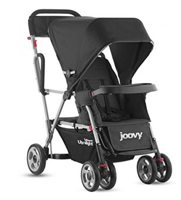 BabyQuip - Baby Equipment Rentals - Joovy Caboose Ultralight Stroller - Joovy Caboose Ultralight Stroller -