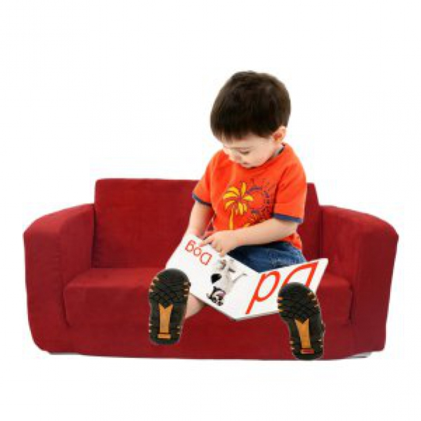 BabyQuip - Baby Equipment Rentals - Toddler Flip Sofa - Toddler Flip Sofa -