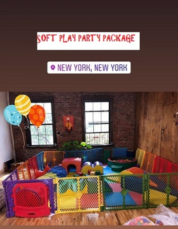BabyQuip - Baby Equipment Rentals - Soft Play Package - Soft Play Package -