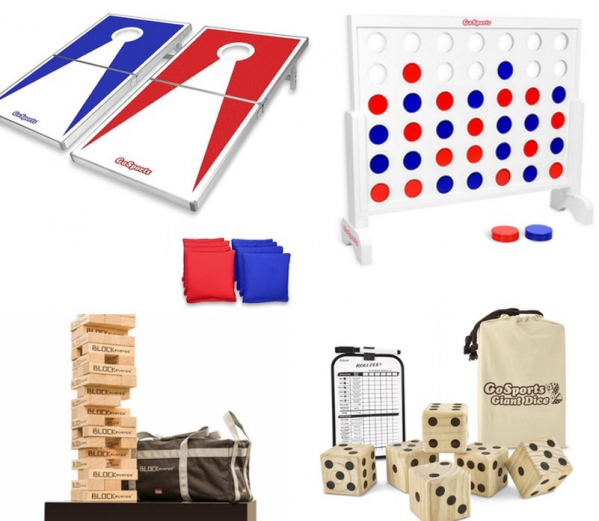 BabyQuip - Baby Equipment Rentals - Back Yard Games Party Package - Back Yard Games Party Package -