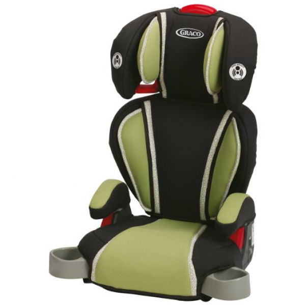 BabyQuip - Baby Equipment Rentals -  Car Seat: Graco Highback Turbobooster -  Car Seat: Graco Highback Turbobooster -