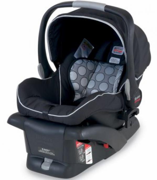 BabyQuip - Baby Equipment Rentals - Britax B-Safe Infant Car Seat & Base - Britax B-Safe Infant Car Seat & Base -
