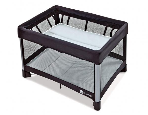 BabyQuip - Baby Equipment Rentals - 4moms Playard with Bassinet  - 4moms Playard with Bassinet  -